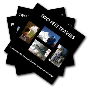 Two Feet Coffe Table Books